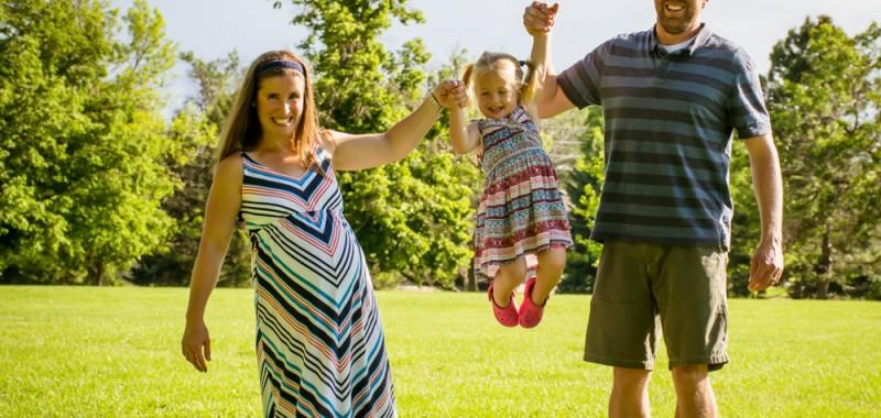 Fredericks- Family Maternity session